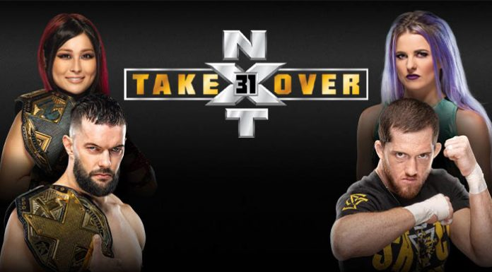 NXT TakeOver 31 Results