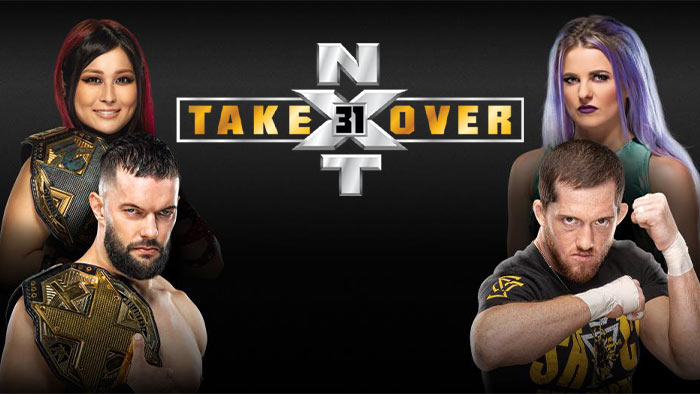 NXT TakeOver 31 Results - 10/4/20 (Finn Bálor vs. Kyle O'Reilly for the NXT  Championship) - WWE News and Results, RAW and Smackdown Results, Impact  News, ROH News