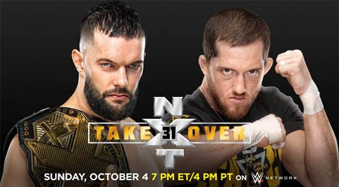 NXT TakeOver 31 Preview