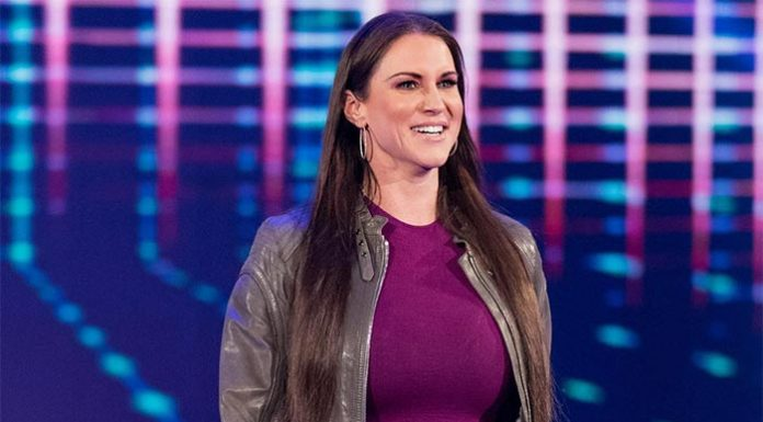 Stephanie McMahon is the No. 2 CMO