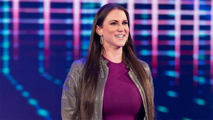 Stephanie McMahon is the No. 2 CMO
