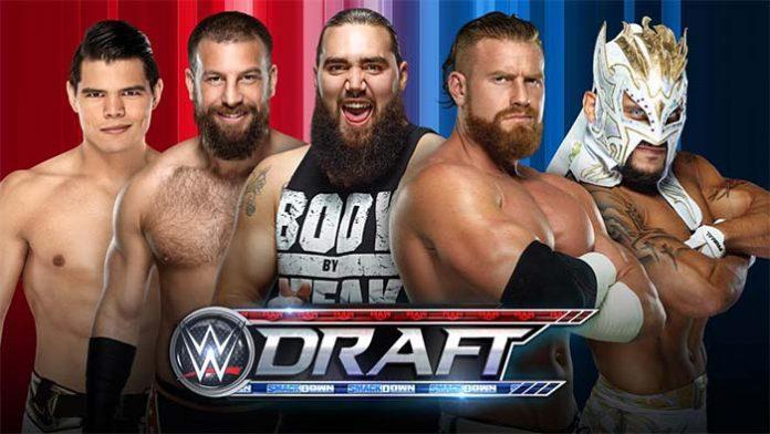 WWE Supplemental Draft