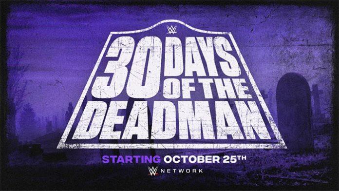 Undertaker's 30th anniversary