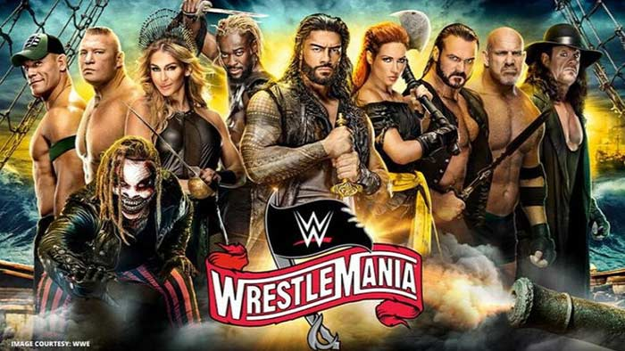 WrestleMania 37 possibly in Tampa