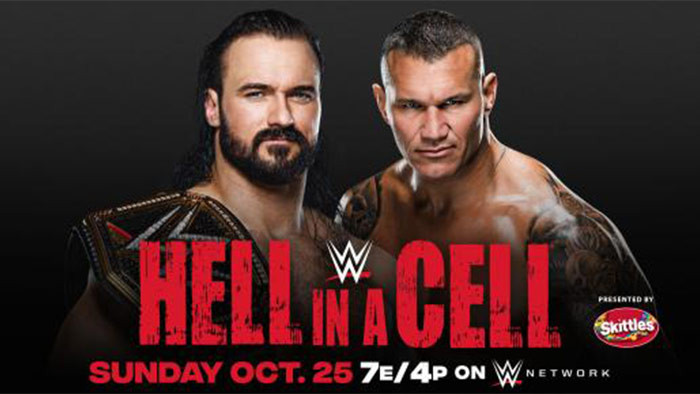 WWE Championship at Hell in a Cell