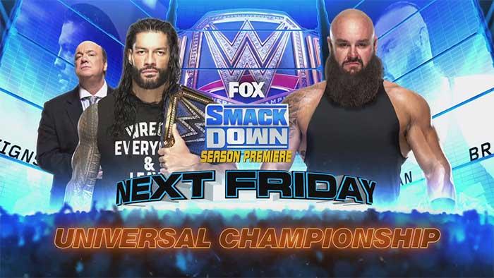 WWE SmackDown Season Premiere