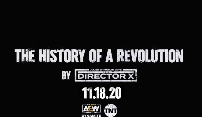 """AEW """"The History of A Revolution"""" this Wednesday"""