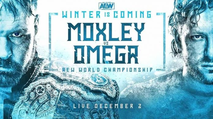 AEW Winter is Coming December 2 live on TNT