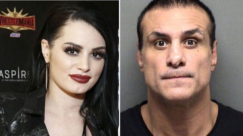 Alberto Del Rio denies abusing WWE star Paige