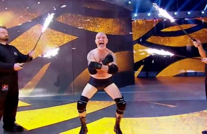 WWE star Gillberg suffers a heart attack, released from ICU