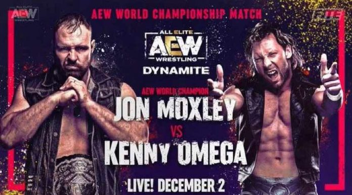Jon Moxley to defend AEW World Title on December 2