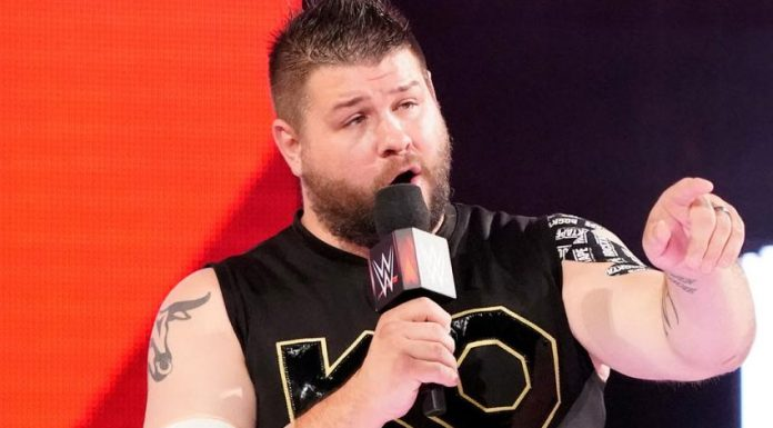 Kevin Owens to appear next week on WWE NXT