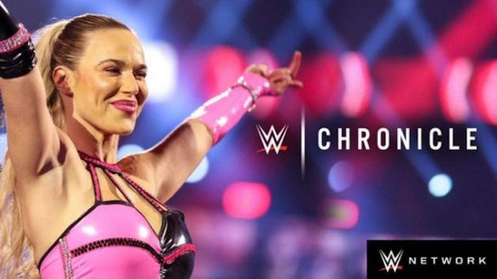 Lana reveals she will be featured for the next WWE Chronicle episode