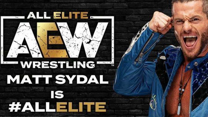 AEW signs Matt Sydal