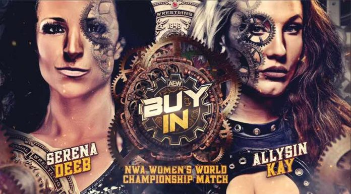 NWA Women's Title Match set for AEW Full Gear Buy-In