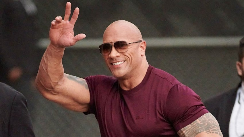 New book chronicling Dwayne Johnson to be released this month