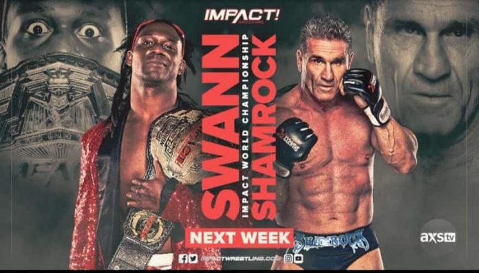 IMPACT World Title Match announced for next week's show