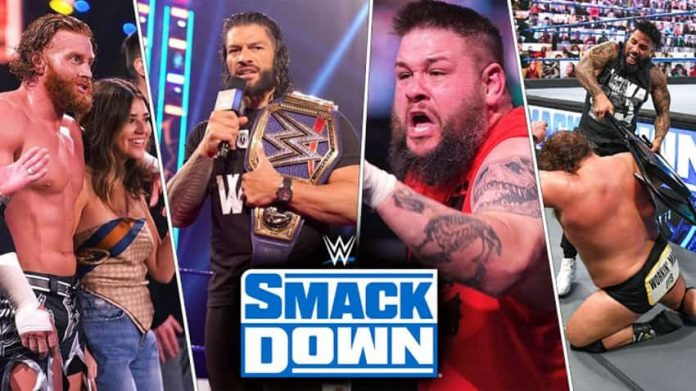 SmackDown Ratings: Overnight Viewership down for 11-27-20