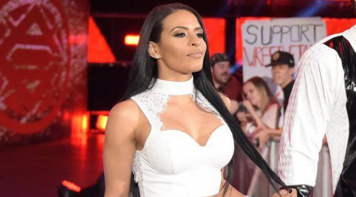 WWE star Zelina Vega had talks about unionization in pro wrestling