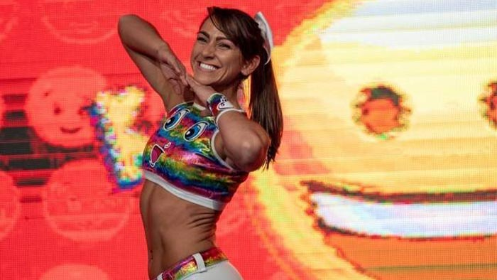 Kylie Rae retires from professional wrestling