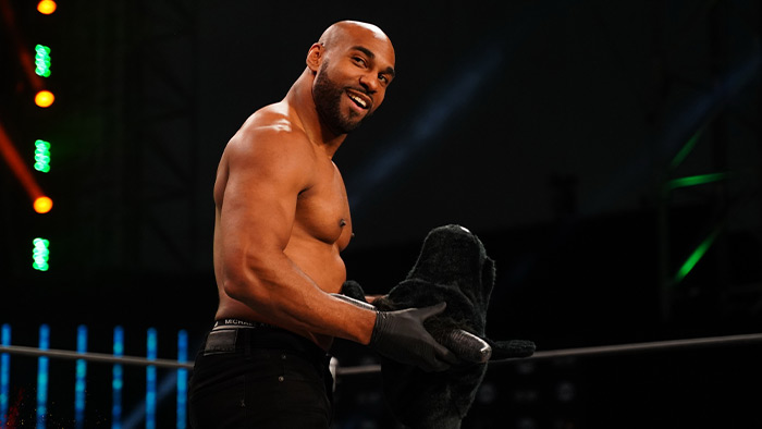 Scorpio Sky pulled from Dynamite