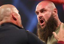 Braun Strowman suffers knee injury