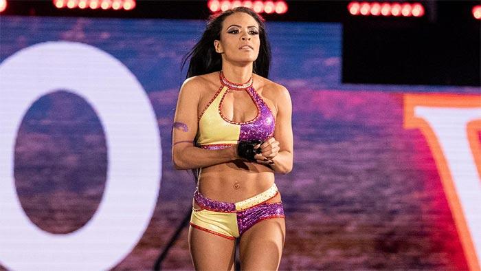 Zelina Vega released by WWE