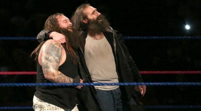 Bray Wyatt posts heart-felt and emotional tribute to Jon Huber