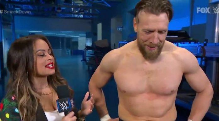 Daniel Bryan announces he is entering the 2021 Men's Royal Rumble