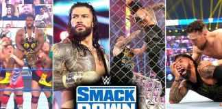 WWE SmackDown Results - 12/25/20