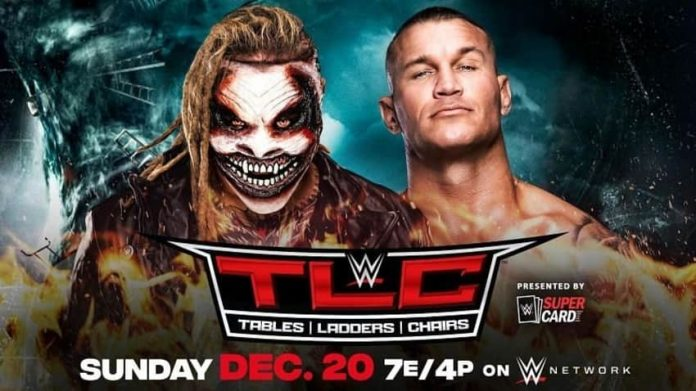 """""""The Fiend"""" vs. Randy Orton in a Firefly Inferno Match at TLC"""