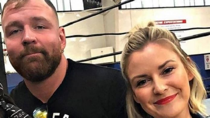 Jon Moxley and Renee Young expecting a girl