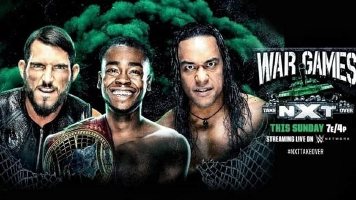 North American Title Changes at NXT TakeOver: WarGames