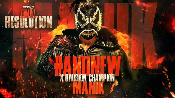 IMPACT X-Division Title changes hands at Final Resolution