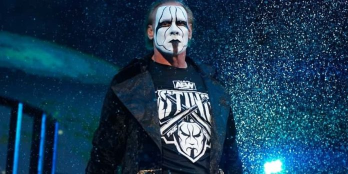 AEW announces Sting interview for Dynamite