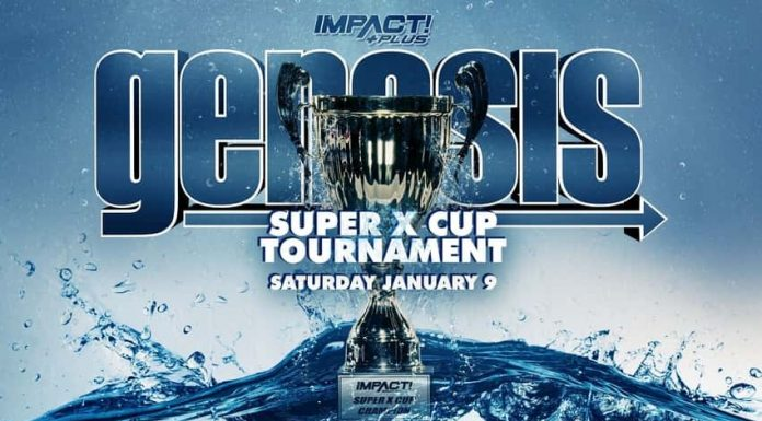 IMPACT announces first-round for Super X-Cup Tournament