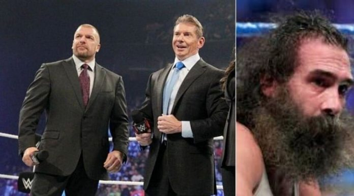Triple H and Vince McMahon react to the passing of Jon Huber