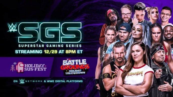 New WWE Superstar Gaming Series launches this Tuesday
