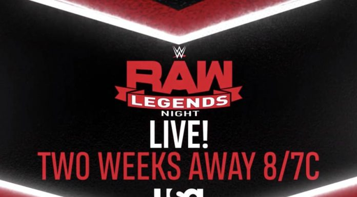 WWE announces Legends Night for Raw on January 4, 2021