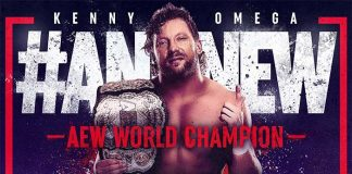 Kenny Omega wins AEW Title