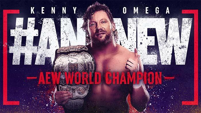 Kenny Omega wins AEW Title