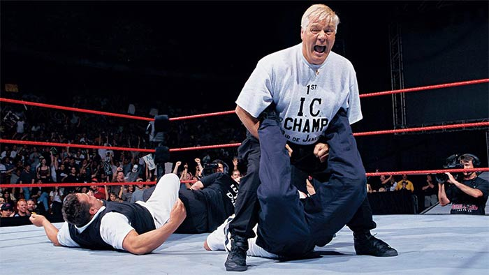 The McMahon Family remembers Pat Patterson