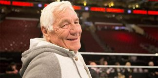 Pat Patterson passes away at 79