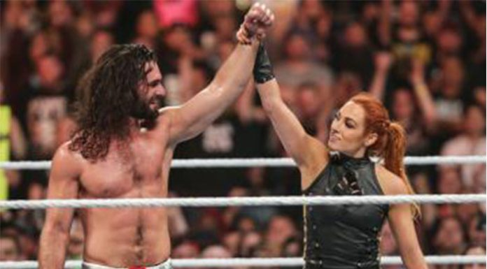 Becky Lynch and Seth Rollins announce birth of daughter