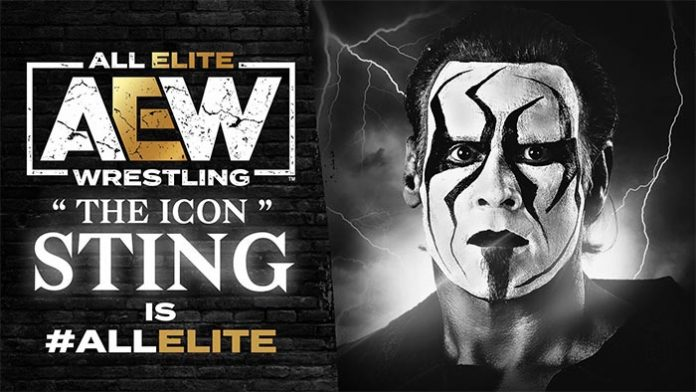 Sting is All Elite
