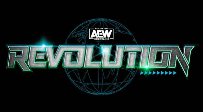 AEW Revolution moving to March 7