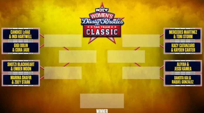 Brackets announced for Women's Dusty Tag Team Classic