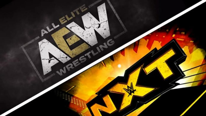 AEW Dynamite and WWE NXT Ratings January 27