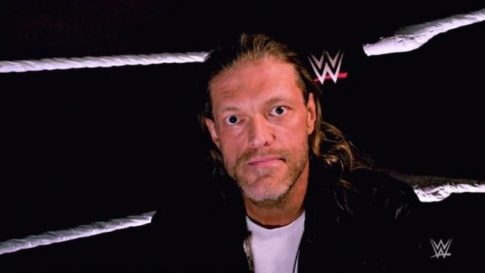 Edge announces during Raw he will return at the Royal Rumble