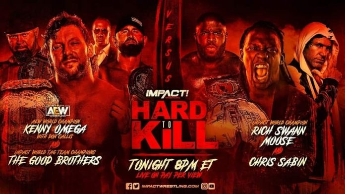 Hard To Kill PPV Preview
